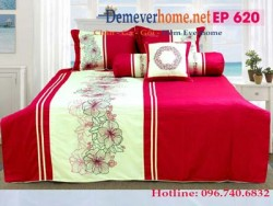 Chăn Ga Gối Đệm Everhome Cotton in EC